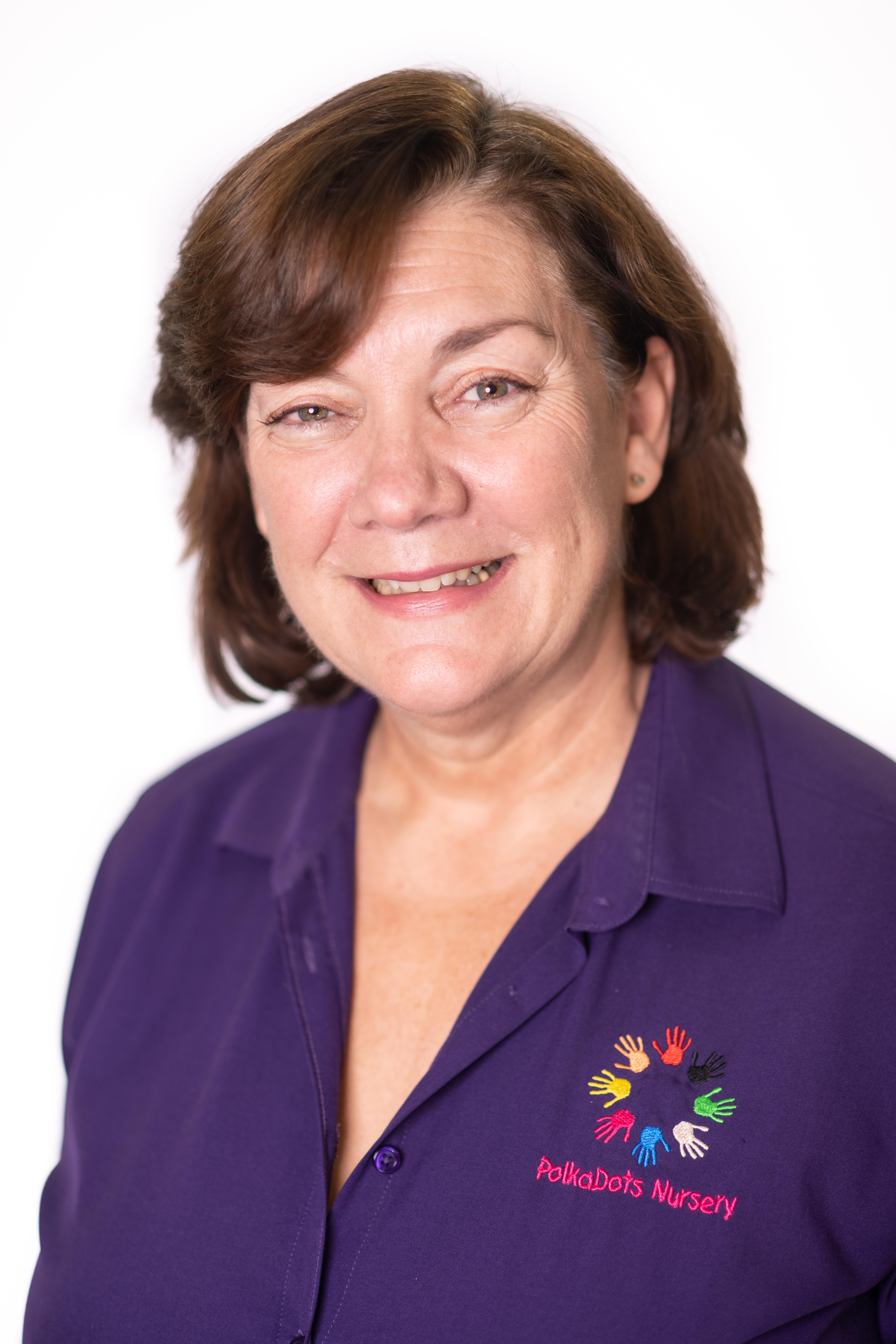 Photo of Headteacher Kath